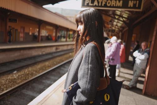 14 等你的车站